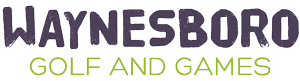 Waynesboro Golf & Games Logo